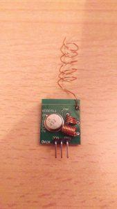 433 MHz Sender
