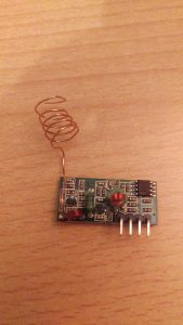 Modul für 433 MHz