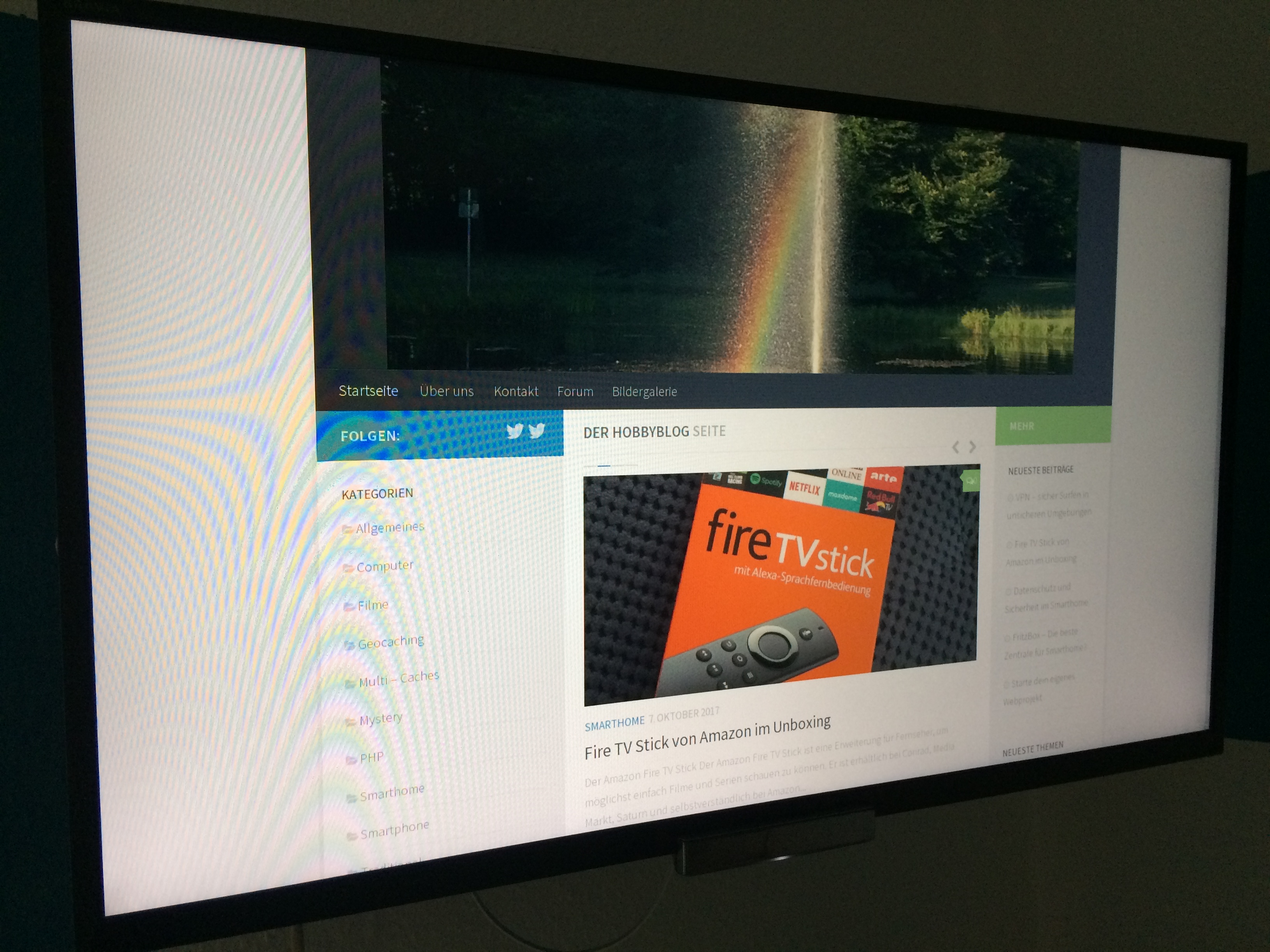 Smart TV Sony Bravia