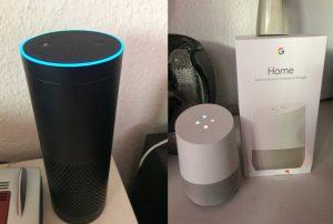 Alexa gegen Google