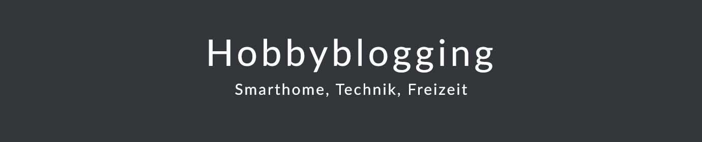 Hobbyblogging
