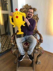 Christoph Sieg Lego Master RTL
