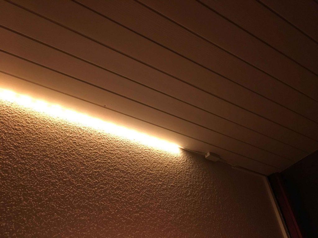 Schattenfuge Smart Home Beleuchtung Kabel Kabelkanal