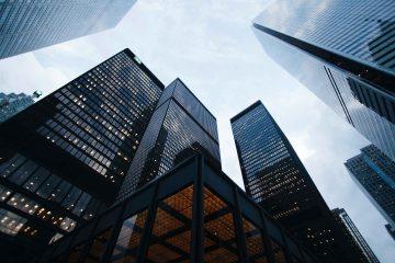 Gebäude, Wolkenkratzer